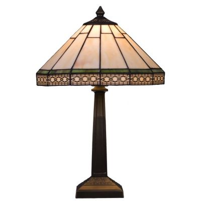 Лампа настольная с абажуром – Москва –